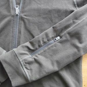 lululemon athletica Jackets & Coats - Retro Lululemon Vintage Jacket Luon Chocolate 8